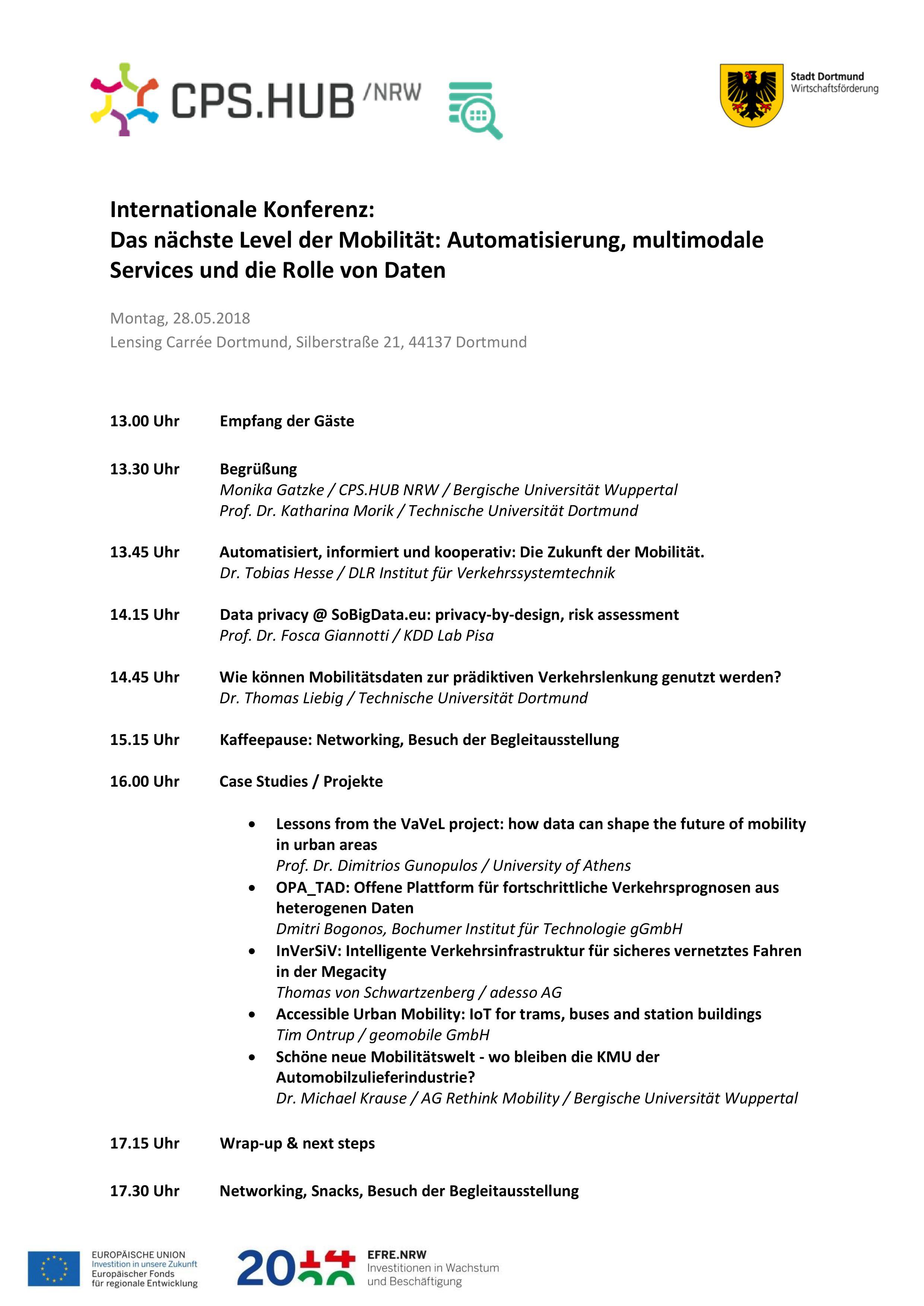 TU Dortmund -- Computer Science VIII
