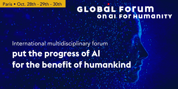 Global Forum on AI for humanity 2019